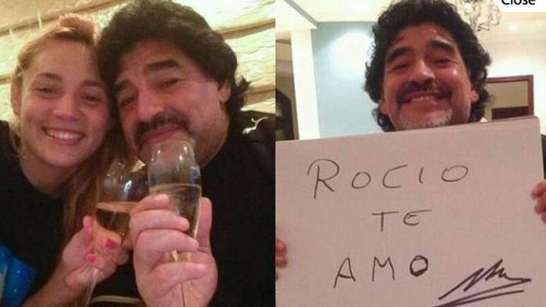 Diego Maradona indagado por violencia de género en un hotel de Madrid