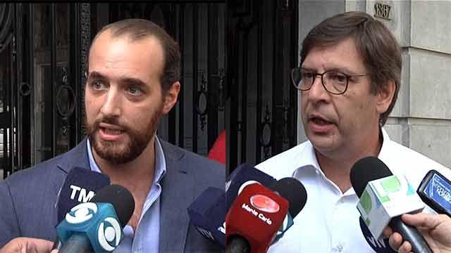Amado se reunió con Miranda y colaborará en Rendición de Cuentas