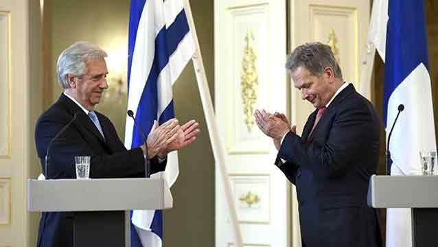 Vázquez y UPM: a fin de marzo debe terminar la primera etapa de negociación