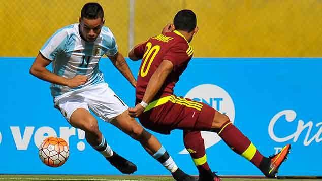 Argentina le ganó 2-0 a Venezuela y esto beneficia a Uruguay