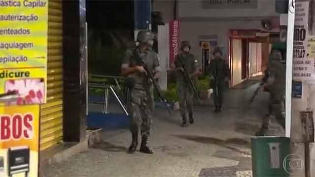 Más de 100 muertos durante huelga policial que se extiende a Río