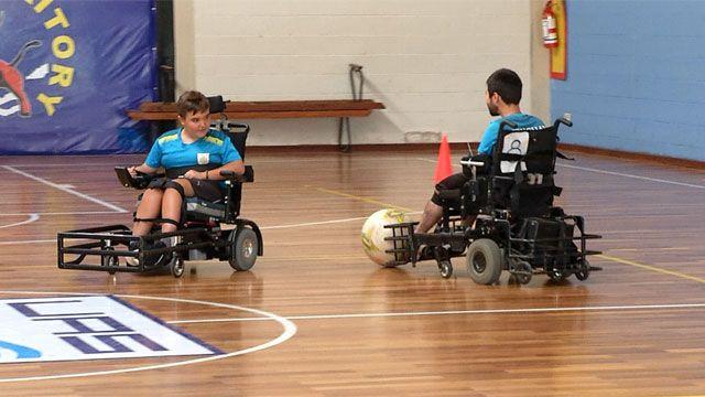 Selección de futsal en silla de ruedas precisa US$ 80000 para ir al mundial