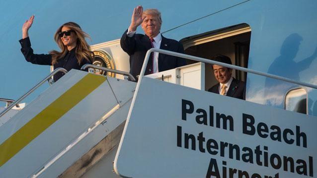 Trump dice que considera posibilidad de emitir nuevo decreto migratorio