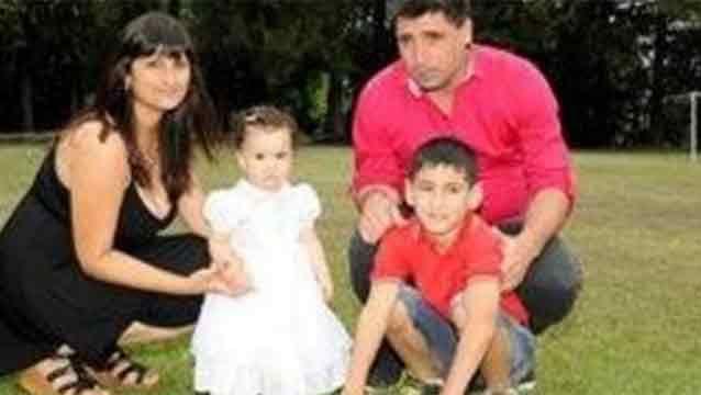 Gastón Monti, jefe de la familia argentina fallecida, era oficial de Policía