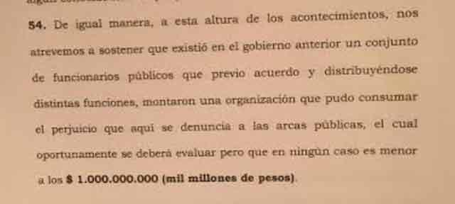 Intendencia de Salto presentó denuncia penal contra anterior administración