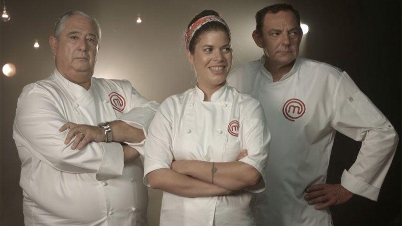 Puglia, Lucía Soria y Laurent Lainé serán los jurados de MasterChef Uruguay