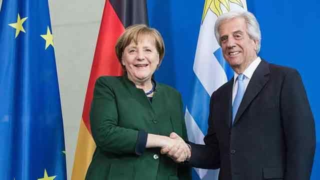 Alemania pide apoyo a Uruguay para ingresar al Consejo de Seguridad de ONU