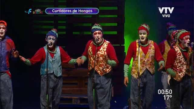 Curtidores de Hongos, Fantoches y Senegal en el Teatro de Verano