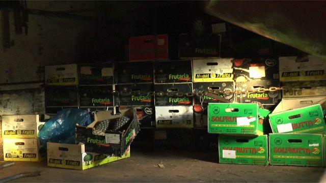 Incautan voluminoso contrabando de cigarrillos, frutas y verduras en Rivera