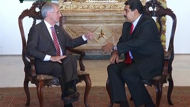 Tabaré Vázquez dijo que en Venezuela hay democracia