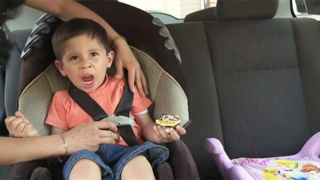 Exhortan a intendentes a fiscalizar el uso de sistema de retención infantil