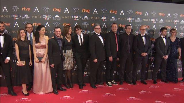 Robaron joyas de la gala de los Premios Goya valoradas en 30.000 euros