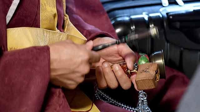 Un monje budista birmano escondía 4,6 millones de metanfetaminas