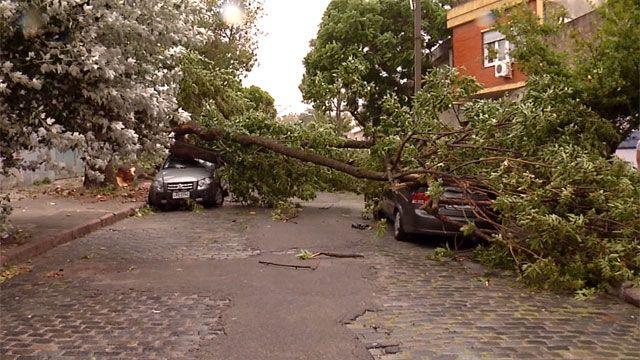 Intendencia evalúa destinar más dinero para atender daños por temporales