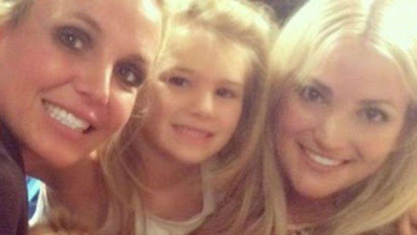 La sobrina de Britney Spears de 8 años está grave tras sufrir un accidente