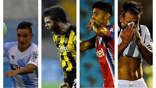 Los goles de la 1° Fecha del Torneo Apertura: cinco equipos pican en punta