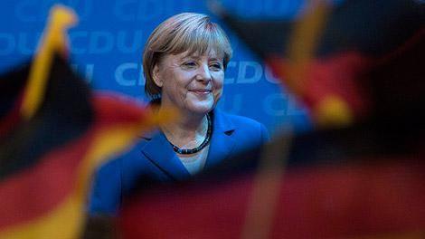 Previo a reunirse con Vázquez, Merkel es favorable al acuerdo Mercosur-UE