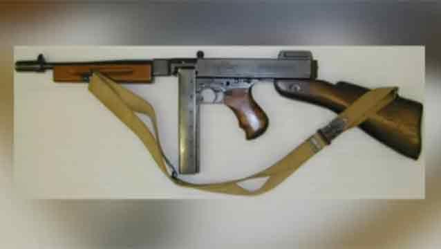Confirman que ametralladora incautada fue la del asalto y tiroteo al Géant