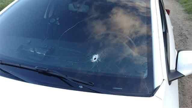 Persecución, disparos y un delincuente baleado en la cabeza