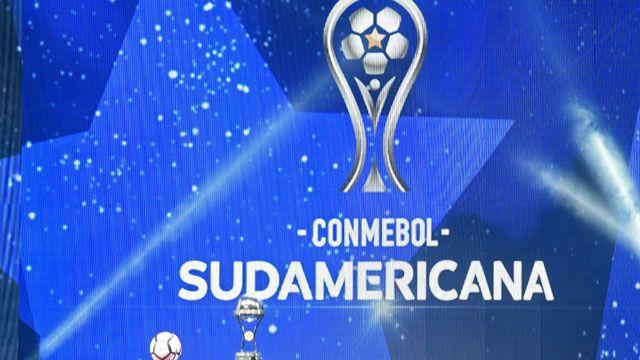Conmebol dio a conocer el fixture de la primera fase de Copa Sudamericana