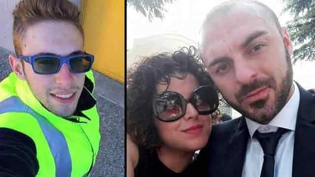 Italiano vengó la muerte de su esposa y dejó el arma sobre su tumba