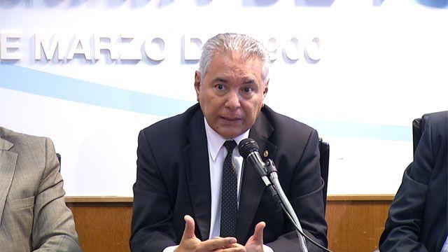 AUF contrata a ex director de Interpol como nuevo jefe de Seguridad