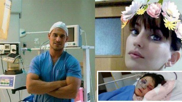 Una mujer recibe una paliza de un anestesista que había conocido por ...
