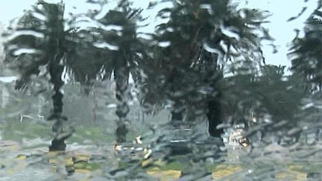 Alerta amarilla para 10 departamentos por tormentas y lluvias abundantes