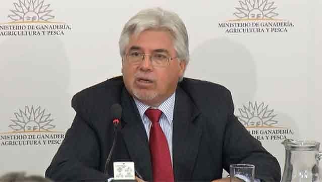 Crédito que recibió el ministro Aguerre fue de fondos privados