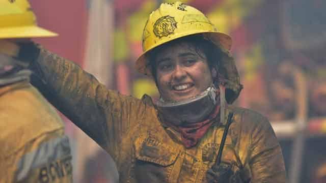 Chile logró reducir significativamente el avance de los incendios