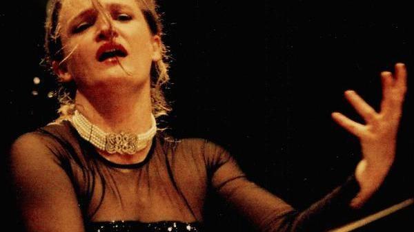 Ligia Amadio: una mujer dirige la Filarmónica de Montevideo por primera vez