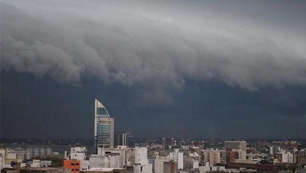 Meteorología actualizó su advertencia amarilla por tormentas intensas