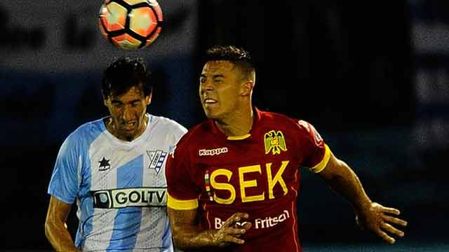 Cerro debutó con derrota 3-2 ante Unión Española de Chile por la Libertadores