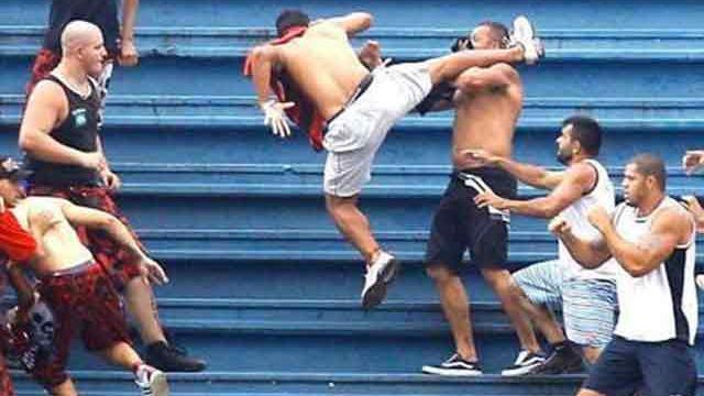 Lista de hinchas violentos: por ahora solo Peñarol entregó 100 nombres