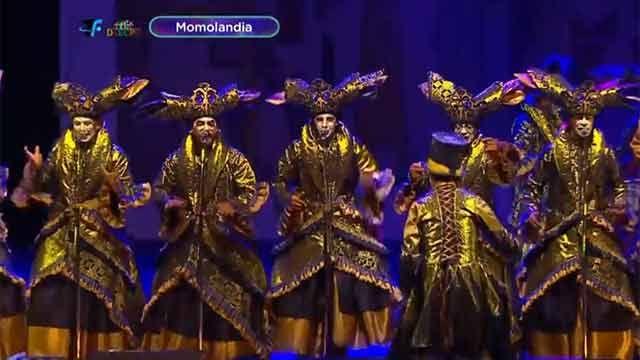 House, Los Chobys, Sarabanda y Momolandia en el Teatro de Verano