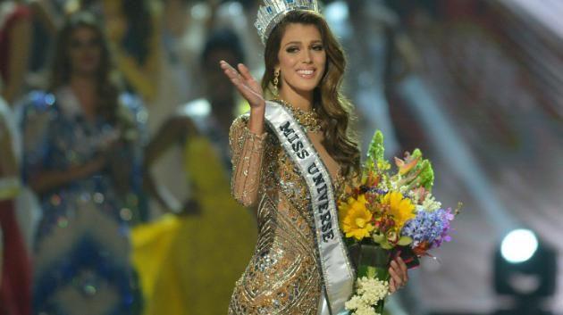 Iris Mittenaere, la nueva Miss Universo gourmet y alumna de odontología