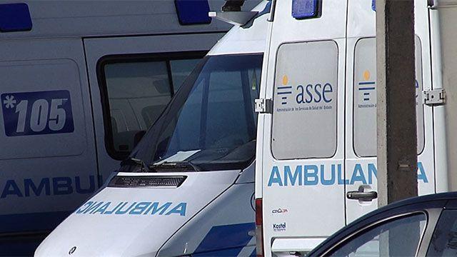 ASSE contrata ambulancias que no tienen habilitación ni la tramitan