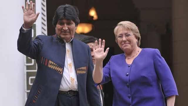 Evo irá a La Haya para definir réplica a Chile en juicio por salida al mar