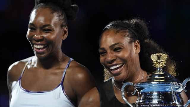 Duelo de hermanas: Serena Williams se impuso a Venus en Australia