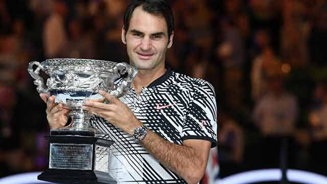 Federer gana a Nadal en el Abierto de Australia y alcanza su 18º Grand Slam
