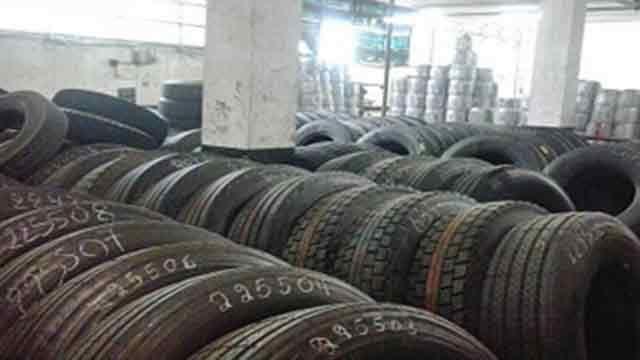 Controlarán que se cumpla decreto sobre disposición de neumáticos en desuso