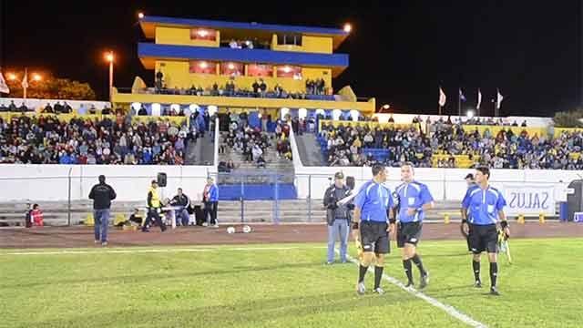 Robaron $ 57.000 del estadio Landoni en Durazno