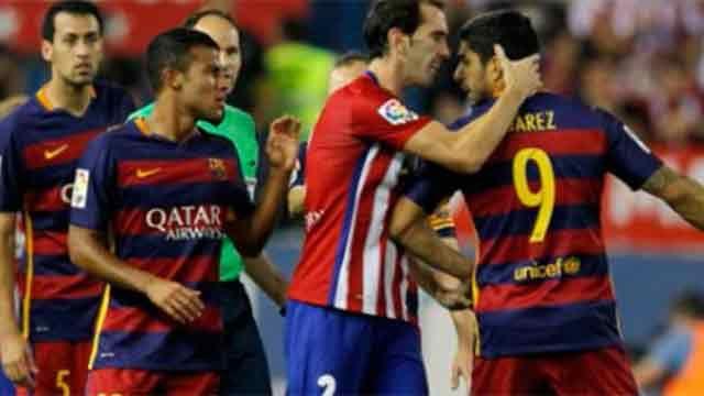 Copa del Rey: ¡se viene otro duro enfrentamiento entre Godín y Suárez!