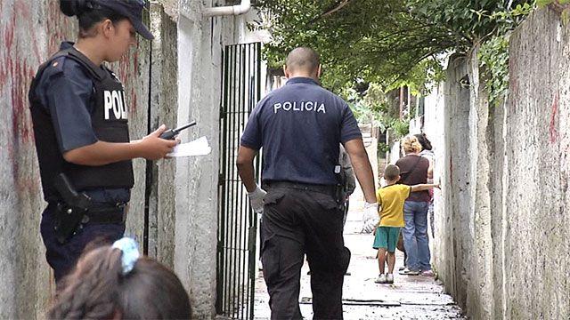 Las estrategias de los delincuentes para escapar de la Policía