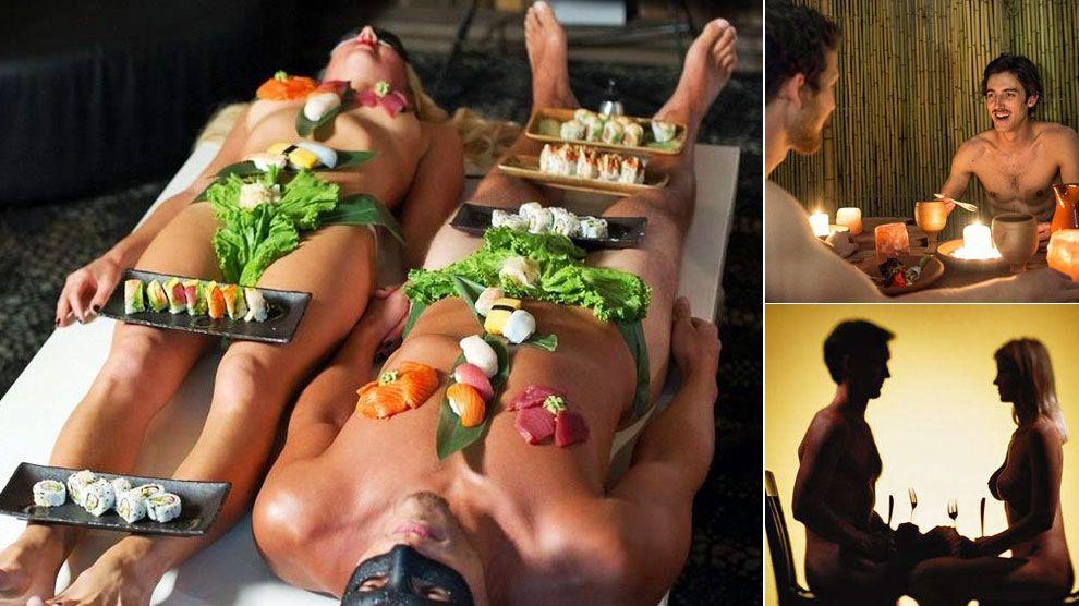 España inaugura primer restaurant nudista a un costo de US$ 150 la pareja