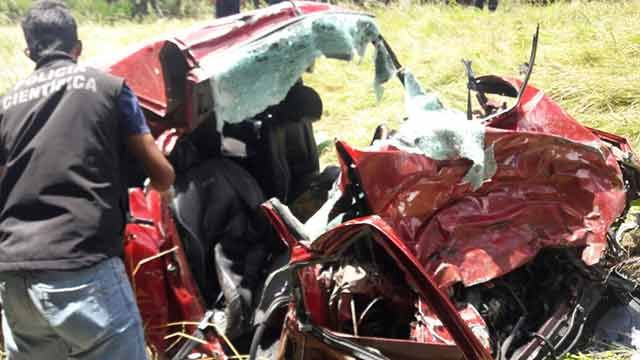 A prisión el conductor argentino que protagonizó un accidente fatal en Rocha