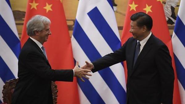 China anunció a Vázquez la intención de avanzar aún sin firmar Tratado TLC