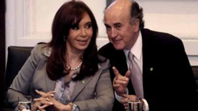 El audio en que Cristina Fernández rezonga al exjefe de Inteligencia