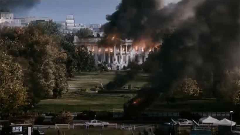 La Casa Blanca en el cine con mandatarios reales y de ficción