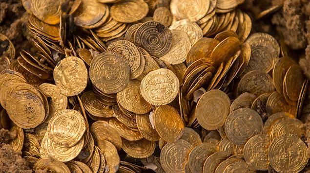 Buscarán en costas de Colonia buque conteniendo US$1200 millones en monedas